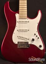 Anderson Classic Candy Apple Red Electric Guitar 02-26-14P