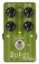 Suhr Rufus Fuzz Guitar Effect Pedal