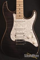 Suhr Standard Pro Trans Black Electric Guitar 22493