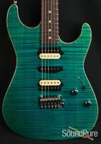 Suhr Standard Bahama Blue Electric Guitar- Used