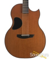 McPherson 4.5 Camrielle Cocobolo/ Redwood Acoustic #2302