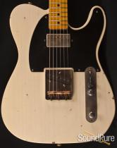 Nash TK-54 Mary Kaye White Electric Guitar SND-152