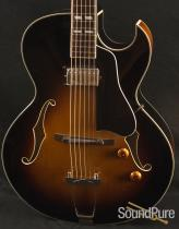 Eastman AR371CE-SB Sunburst Archtop Electric Guitar 5517