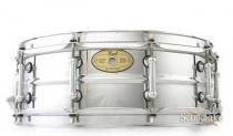 5x14 Pearl Sensitone Steel Snare Drum with Tube Lugs