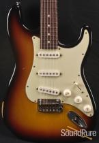 Suhr Classic Antique 3-Tone Burst Electric Guitar 23433