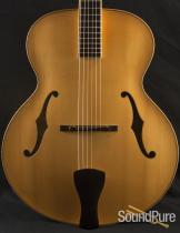 Eastman AR910 Blonde Archtop Guitar - Used 7398
