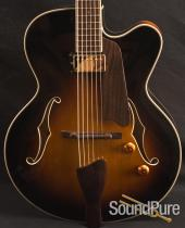 Eastman AR403CE Sunburst Archtop Guitar - Demo 10245180