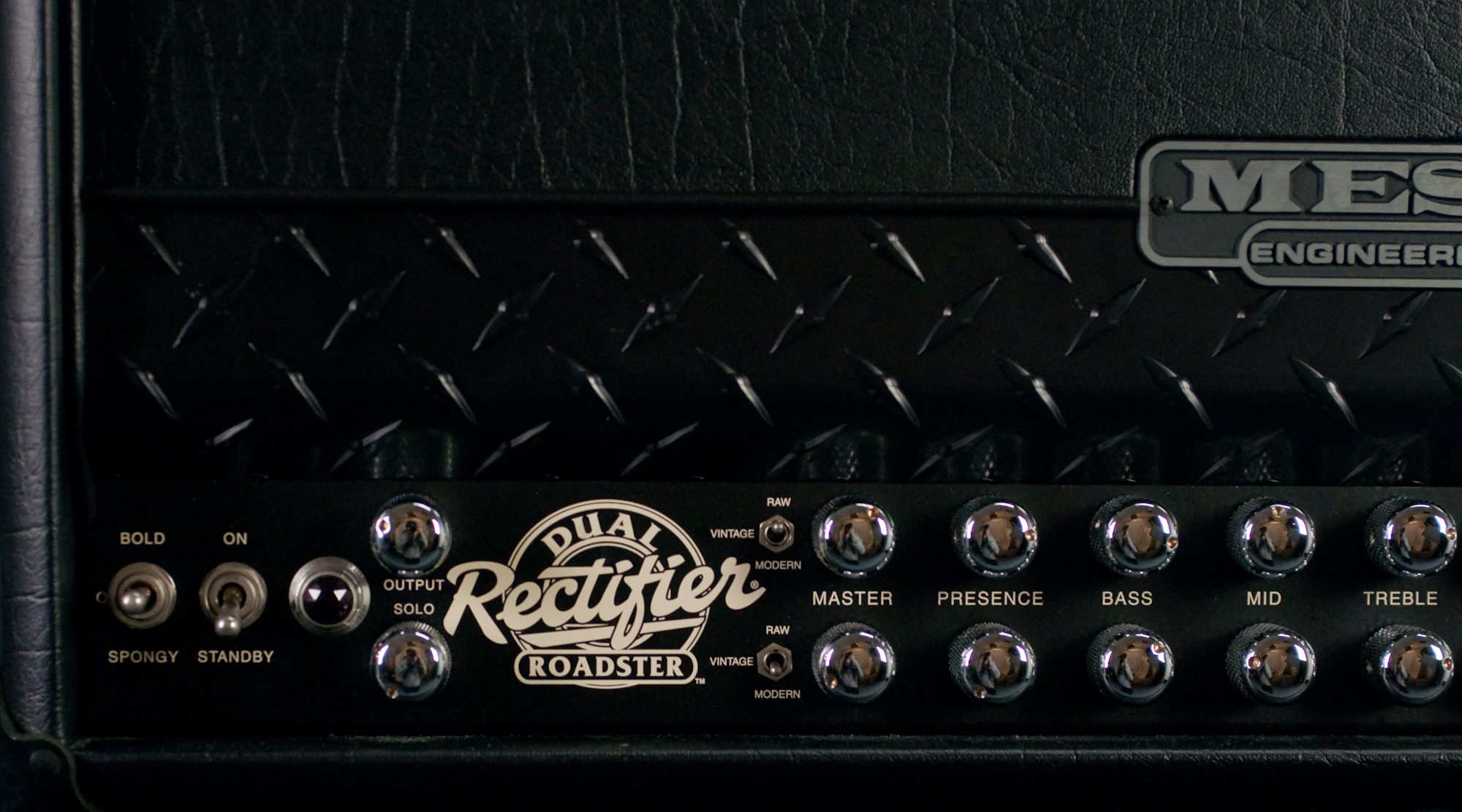 Rectifier Amp Head Roadster Amp Head Used