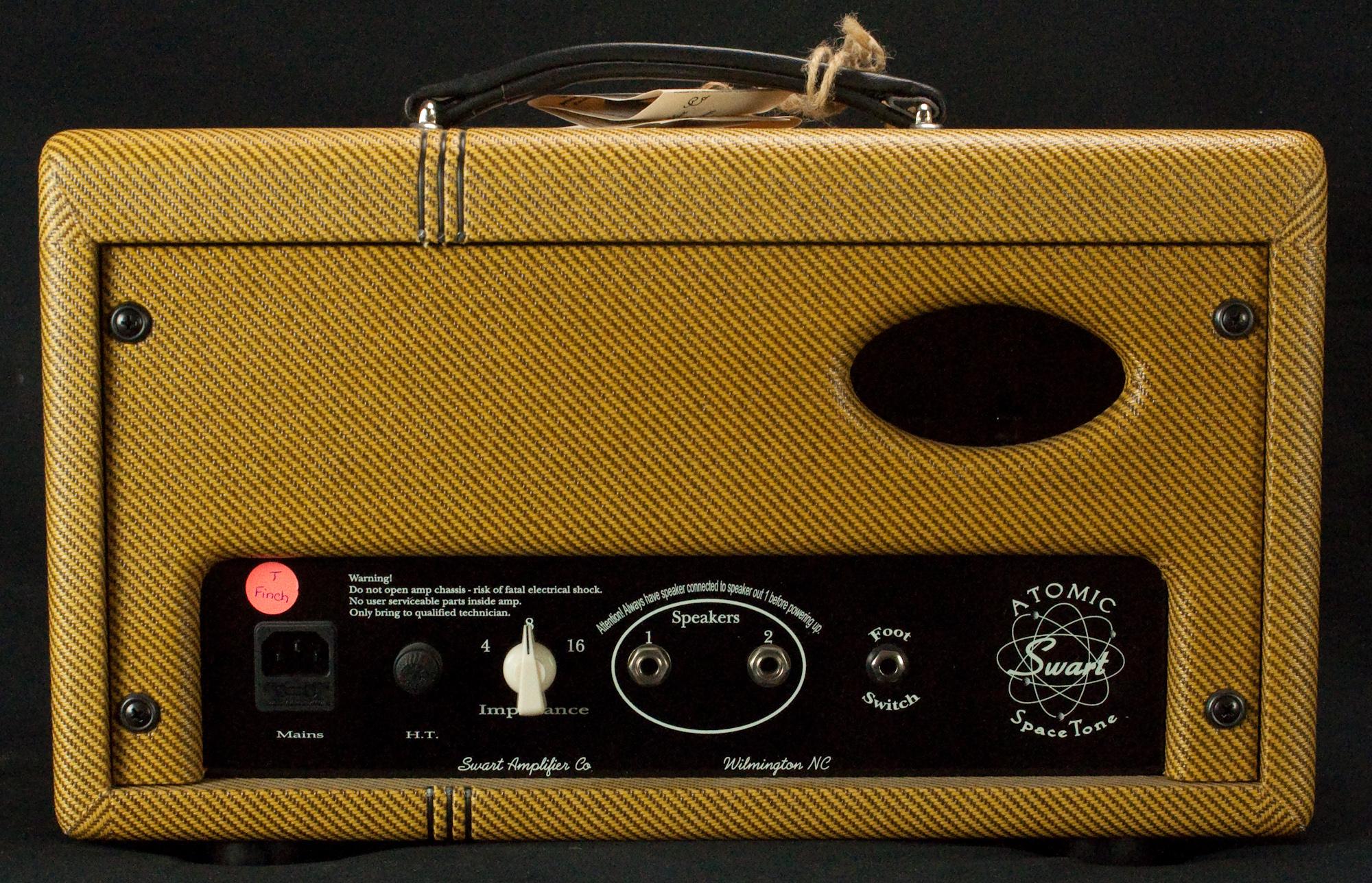 swart ast mk ii amp head electric guitar amplifier used. Black Bedroom Furniture Sets. Home Design Ideas