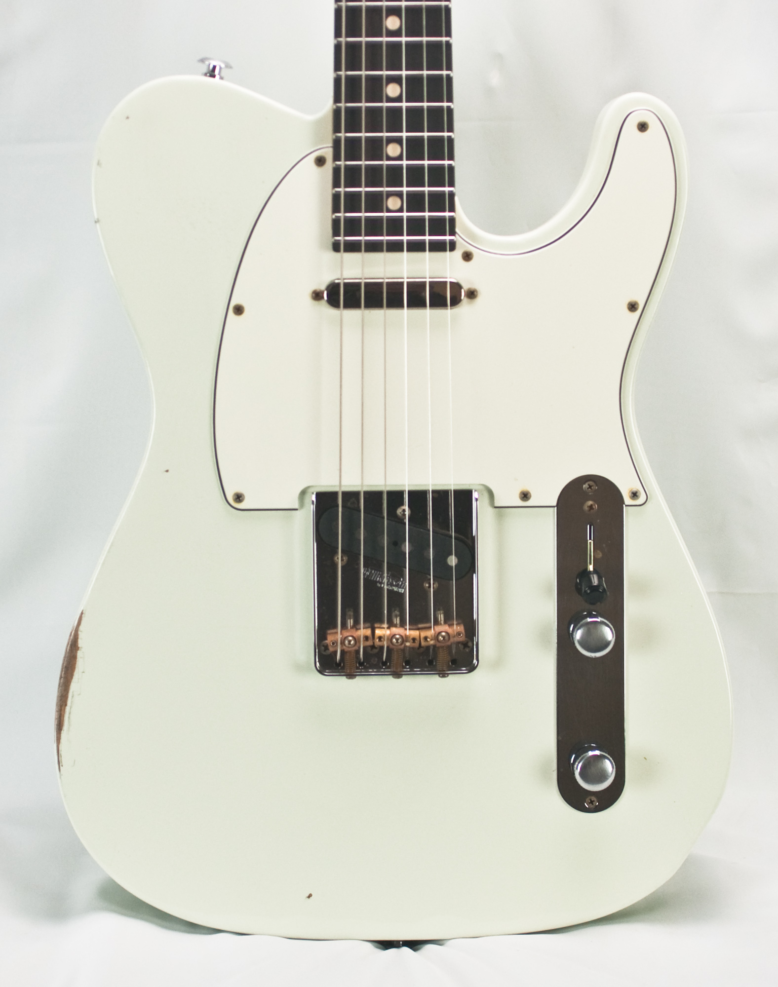 Suhr Classic T Antique 60 S Olympic White Guitar Jst3k4m